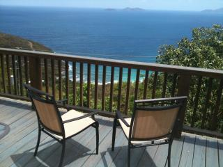 Panoramic Ocean View Cottage Northside St. Thomas - Saint Thomas vacation rentals