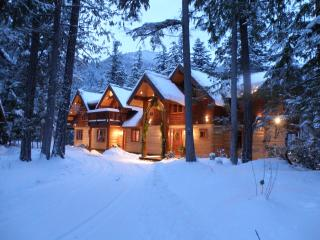 Drumkeeran House on Ivey Lake, Pemberton, BC, Canada - Pemberton vacation rentals
