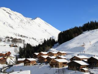 Apartment with amazing views, centre of ski resort - Le Grand-Bornand vacation rentals