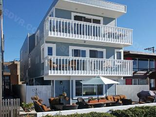 Large Ocean Front 2 story Condo with 3BD 2.5  BA with Panoramic views - San Diego vacation rentals