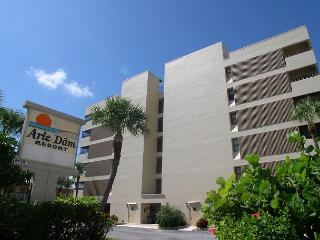 Arie Dam 503  Premium top floor, corner condo on the Gulf with Pool & Spa! - Madeira Beach vacation rentals