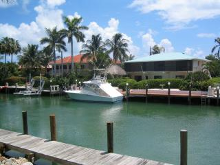 Waterfront Villa with patio Spa Pool. - Duck Key vacation rentals