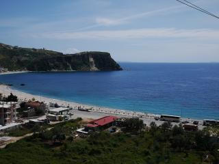 Amazing sea view central aprtm in Himare - Himare vacation rentals