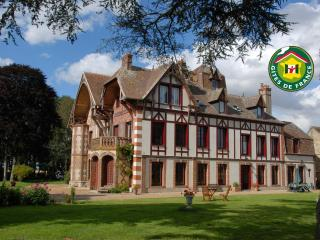 Bed and Breakfast in a Manor in NORMANDY - Haute-Normandie vacation rentals