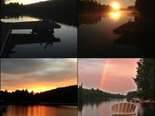 Gorgeous Lake Front Cottage Haliburton Drag Lake Great for Families! - Haliburton vacation rentals