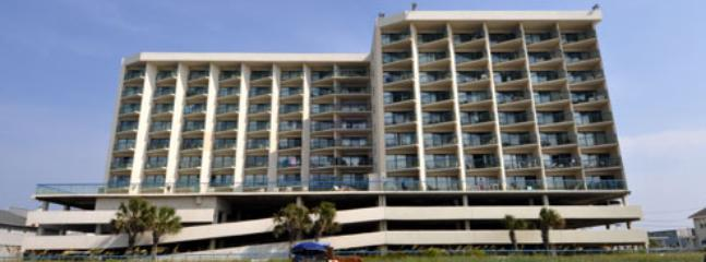 The Oceans building - Great oceanfront 1BR w/ pool, 9th floor view!!! - North Myrtle Beach - rentals