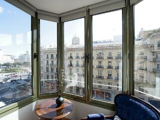 B357 II LUXURY PLAZA CATALUNYA VIEWS - Barcelona vacation rentals