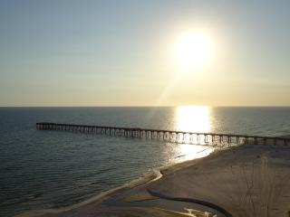 Complimentary beach chairs with rental!  1205W - Panama City Beach vacation rentals
