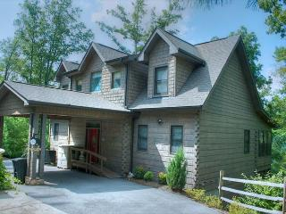 Breathtakingly Luxurious Mountain Lodge with Privacy and Mtn Views!  SMTN - Sevierville vacation rentals