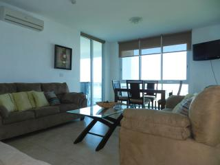 11th floor Resort,Lagoon and Ocean view. F3-11C - Panama vacation rentals