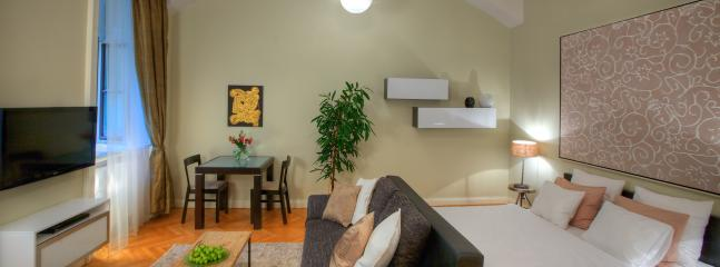 Courtyard Studio Apartment - Courtyard Studio Apartment - Prague - rentals