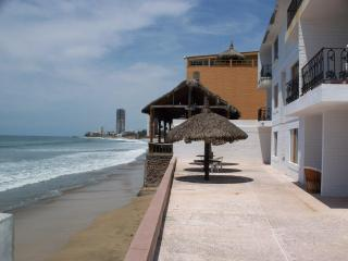 2 Bd Condo - Best Beach in Mazatlan! - Golden Zone - Mazatlan vacation rentals