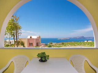 house with caldera view - Santorini vacation rentals