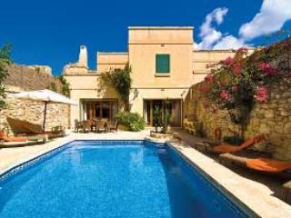 Wonderful Gozo Holiday Home pool and jacuzzi206 - Victoria vacation rentals