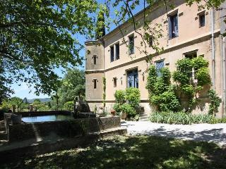 Castle in Provence (Var-France) for 10/12 persons with swiming pool - Carces vacation rentals