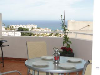 LOVELY APARTMENT, SEA VIEWS, POOL, BBQ, WIFI - Nerja vacation rentals