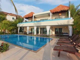 5 Bedroom Oceanfront Villa - Playa del Carmen vacation rentals