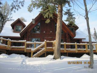 Algonquin Hemlock Point - Winter Ski & Snowmobile Season - Weekly - Kearney vacation rentals