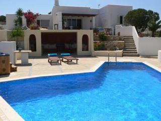 Kamari Villa-M-w/p.pool & Jacuzzi, in Naxos-Greece - Cyclades vacation rentals