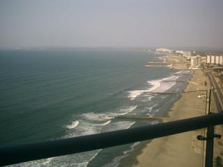 Eagles eyeview of ocean and sky - Cartagena District vacation rentals