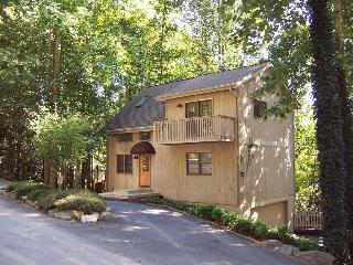 Home in private community in Maggie Valley, NC. - Maggie Valley vacation rentals