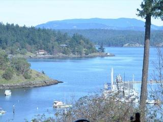 Marina Lookout - San Juan Islands vacation rentals