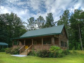 Cabin Off the Grid - Tallahassee vacation rentals