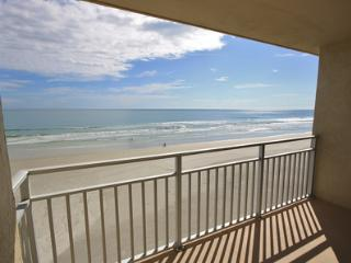 Celebrate Summer Here- Beautiful Oceanfront unit! - New Smyrna Beach vacation rentals