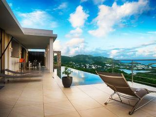 St. Martin Villa 109 Brand New, Ultra Modern 2 Bedroom Villa Situated In The Heights Of Orient Bay With A Spectacular Sunrise Oc - Orient Bay vacation rentals