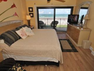 Stunning Direct Oceanfront 3/2 at Sandcastle - Florida Central Atlantic Coast vacation rentals