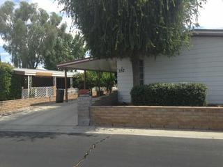 2bed + Den - 1600ft²-  Country Club Home 55+ (Cat City / Palm Springs) - Cathedral City vacation rentals
