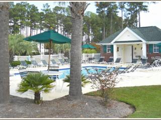 Modern 2BR villa near great golf, pools/WiFi! - Myrtle Beach vacation rentals