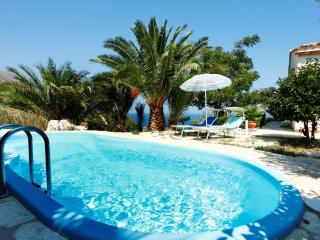Fantastic villa with pool 150m from the sea - Scopello vacation rentals