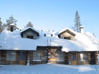 NELIMAJAT Log cabins - Akaslompolo vacation rentals