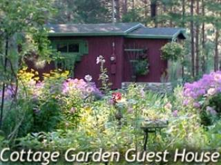 Cottage Garden Guesthouse - Northwest Michigan vacation rentals