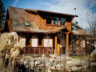 Sherman -  3 bedroom, 2 bath eco house, 3 blocks from NW Galveston - Central Oregon vacation rentals