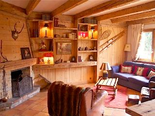 3br, Typic savoyard, down sky track - Megevette vacation rentals