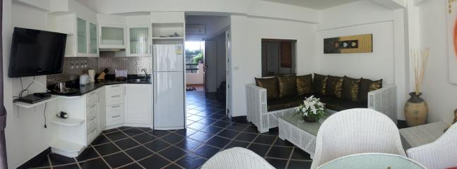 Apartment for rent with living room in Rayong - Image 1 - Rayong - rentals