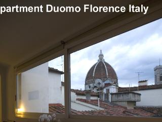 Small but lovely apartment with a fabulous view over the roofs of Florence - Italy vacation rentals