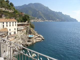 Villa Cartiera - Apartment Uno villa rental ravello amalfi coast italy - Ravello vacation rentals