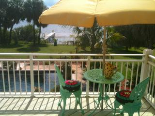 Charming Waterfront and Garden Haven in Historic Home on Intracoastal - Lake Worth vacation rentals