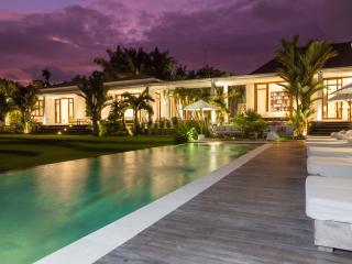 Pure Villa Estate, Outstanding 6 Bed/Bath, Canggu - Bali vacation rentals
