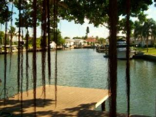 Fishing and Boat dock - Anna Maria Island Stunning Waterfront home - Anna Maria Island - rentals