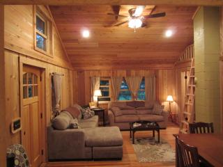 Gum Run Cabin George Washington National Forest - Shenandoah Valley vacation rentals