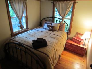 Creekside Cabin right on the Creek - Harrisonburg vacation rentals