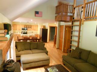 Upper Rawley Cabin - Harrisonburg vacation rentals