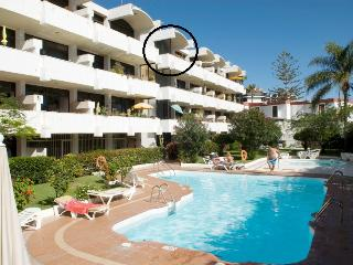 Delightful Apartment in Gran Canaria ideal for Two - Playa del Ingles vacation rentals