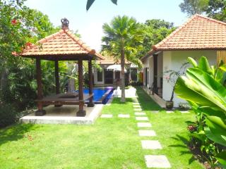 Peaceful villa 10mins to beach, shopping,cafes,etc - Umalas vacation rentals