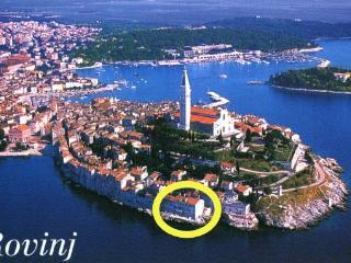 apartment-6 directly on the sea in Rovinj - Holiday Hinterreiter - Rovinj vacation rentals