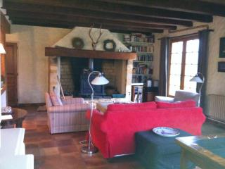 stylish hidden farmhouse on 25 acres with pool - Villefranche-du-Perigord vacation rentals